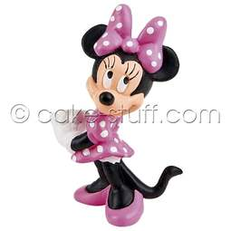 View the Minnie Mouse - Disney cake topper decoration online at Cake Stuff