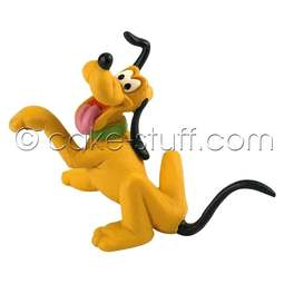 View the Pluto the dog - Disney cake topper decoration online at Cake Stuff