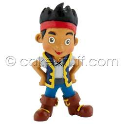View the Jake - Jake & the Neverland Pirates Disney cake topper decoration online at Cake Stuff