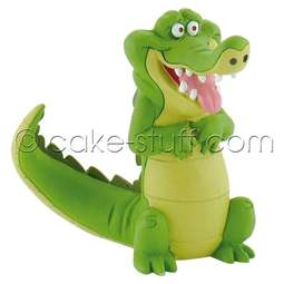 View the Tick Tock Croc - Jake & the Neverland Pirates Disney cake topper decoration online at Cake Stuff