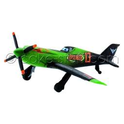 View the Ripslinger - Disney Planes cake topper decoration online at Cake Stuff