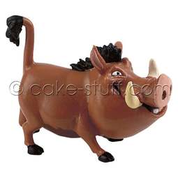View the Pumbaa - Disney Lion King cake topper decoration online at Cake Stuff
