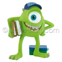 View the Mike - Disney Monsters Inc cake topper decoration online at Cake Stuff