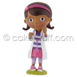 View the Doc - Disney Doc McStuffins cake topper decoration online at Cake Stuff
