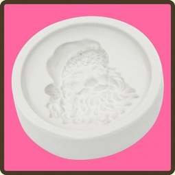 View the Santa Claus - Christmas cupcake silicone sugarcraft mould online at Cake Stuff