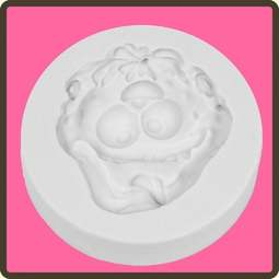 View the Messy Monster Boy cupcake silicone sugarcraft mould online at Cake Stuff