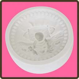 View the Bed - Baby 4 cupcake silicone sugarcraft mould online at Cake Stuff