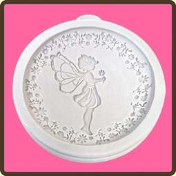 View the Wish Fairy - cupcake silicone sugarcraft mould online at Cake Stuff