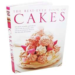 View the The Best Ever Book of Cakes - Ann Nicol online at Cake Stuff