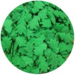 View the LARGE CHRISTMAS TREES green cupcake sprinkles 68.04g online at Cake Stuff