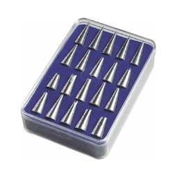View the 20 piece Supatube icing nozzle / tube box set online at Cake Stuff