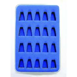 View the EMPTY Supatube / Bekenal icing nozzle box - holds 20 online at Cake Stuff