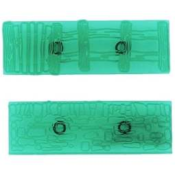 View the Country Wall & Gate 2 piece icing cutter impression set online at Cake Stuff