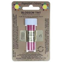 View the BLUSH PINK Blossom Tint icing dusting colour 7ml online at Cake Stuff