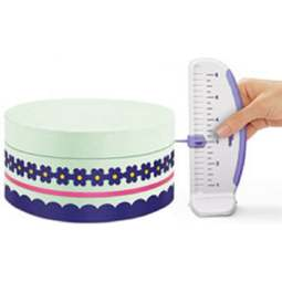 View the CAKE MARKER icing design guide tool online at Cake Stuff