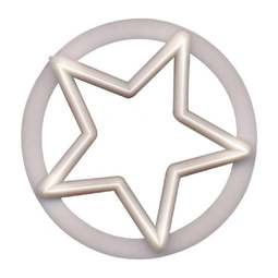 View the Large Star Christmas fondant icing cutter online at Cake Stuff