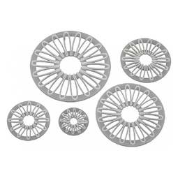 View the Daisy / Gerbera Collection 6 pc fondant icing cutter set online at Cake Stuff