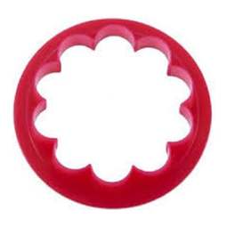 View the Scalloped Plaque cupcake fondant icing cutter online at Cake Stuff