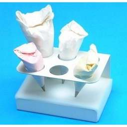 View the icing piping bag stand / holder online at Cake Stuff