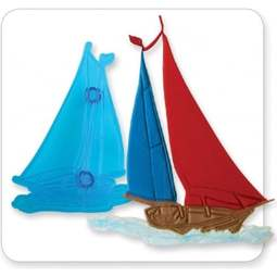 View the Sailing Yacht fondant icing / gumpaste cutter online at Cake Stuff