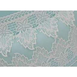 View the PEACOCK cake / edible lace silicone tool mat online at Cake Stuff