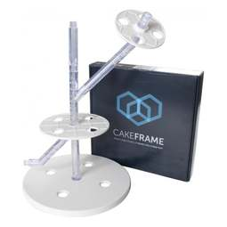 View the display stand system 45 pc starter kit online at Cake Stuff