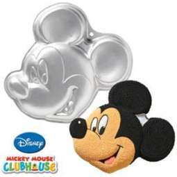 View the MICKEY MOUSE Disney Clubhouse novelty cake tin / pan online at Cake Stuff