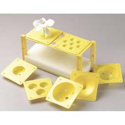 View the Handy Holder sugar flower piping bag stand online at Cake Stuff