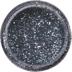 View the **CLEARANCE** GUNMETAL Grey JEWEL sparkle food contact glitter 5g online at Cake Stuff