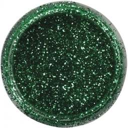 View the **CLEARANCE** LUSH LIME JEWEL sparkle food contact glitter 5g online at Cake Stuff