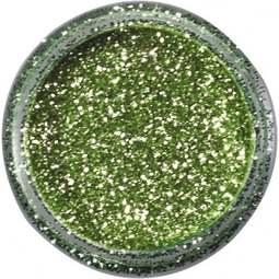 View the **CLEARANCE** SEA GREEN JEWEL sparkle food contact glitter 5g online at Cake Stuff