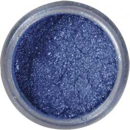 View the BLUE MOON Silk Starlight 100% edible icing lustre dust online at Cake Stuff