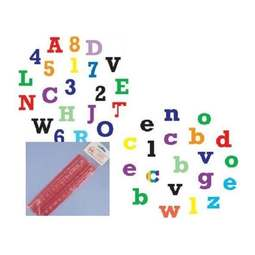 View the Block Alphabet & Number (upper & lower case) Tappit icing cutter sets online at Cake Stuff