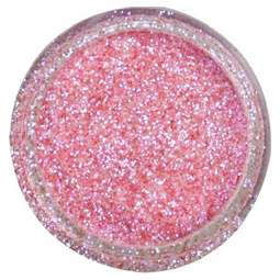 View the CANDY PINK CRYSTAL sparkle food contact glitter 5g online at Cake Stuff
