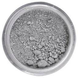 View the SHADOW GREY 100% edible Powder Colour icing dust colouring 4g online at Cake Stuff