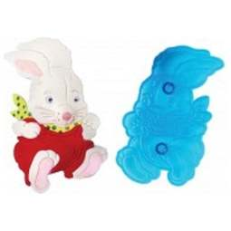 View the Fun Bunny fondant icing & gumpaste cutter online at Cake Stuff