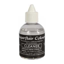 View the AIRBRUSH CLEANER 60ml thinner online at Cake Stuff