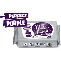 View the 250g PERFECT PURPLE sugarpaste ready to roll fondant icing online at Cake Stuff