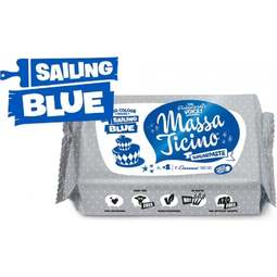 View the 250g SAILING BLUE sugarpaste ready to roll fondant icing online at Cake Stuff