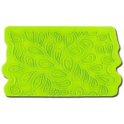 View the Splash Onlay silicone sugarcraft icing mould online at Cake Stuff
