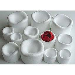 View the pk 12 CelFormers2 polystyrene deep flower formers online at Cake Stuff