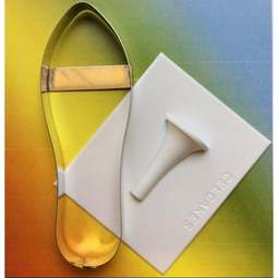 View the **CLEARANCE** Shoe icing cutter & heel mould set online at Cake Stuff