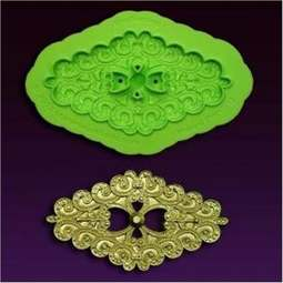View the Marina Sousa ENCHANTING silicone icing mould set online at Cake Stuff