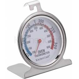 View the stainless steel oven & baking thermometer online at Cake Stuff