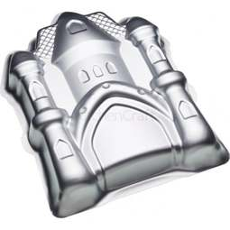 View the Fairytale Castle cake tin pan online at Cake Stuff