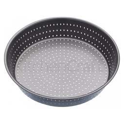 "View the 9"" / 23cm CRUSTY BAKE round non-stick deep pie tin pan online at Cake Stuff"