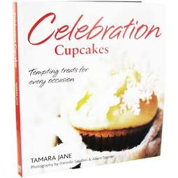 View the *CLEARANCE* Celebration Cupcakes - Tamara Jane 9781869663421 online at Cake Stuff