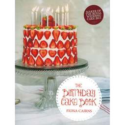 View the *CLEARANCE* The Birthday Cake Book  -  Fiona Cairns (Royal Wedding cake) online at Cake Stuff