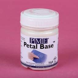 View the Petal Base icing cutter release agent sugarcraft 50g online at Cake Stuff