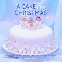 View the A Cake For Christmas - part 1 - Karen Davies online at Cake Stuff